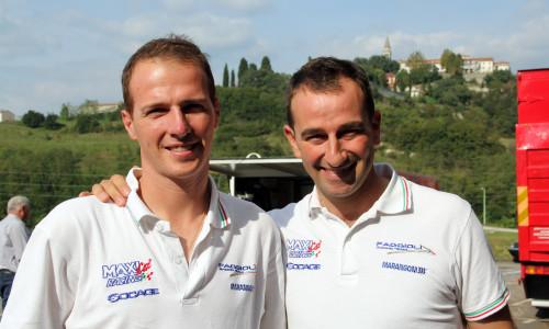 Simone and Federico
